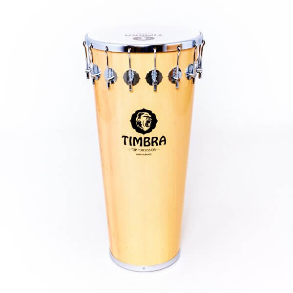 Timbal 14'' x 80 cm - bois dur, 16 crochets Timbra A335128