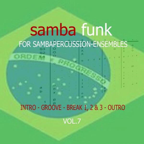 Samba Groove Samba Funk Vol. 7 SambaGroove A810007