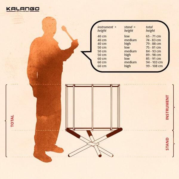 KALANGO   Surdoständer - hoch A526312
