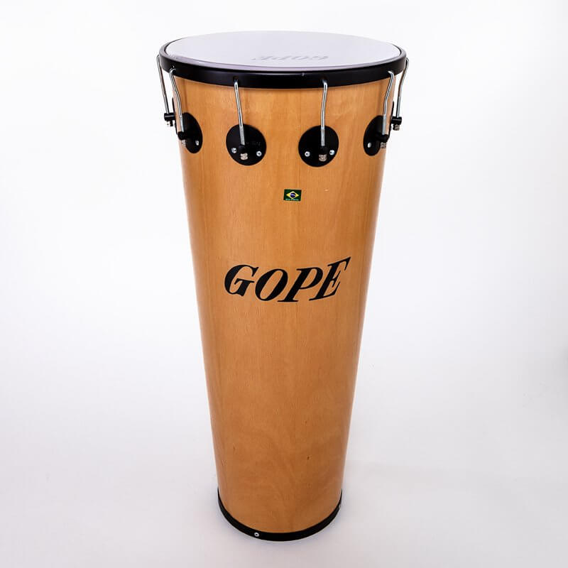 Gope   Timbal 14'' x 90 cm - Holz, 10 Spannhaken A374190