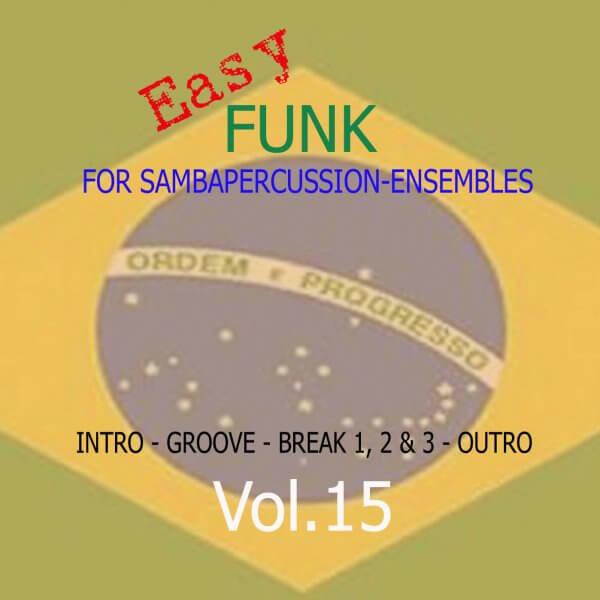 Samba Groove Easy Funk Vol. 15 SambaGroove A810015