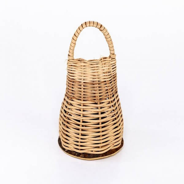Caxixi - rattan, small Gope A371610