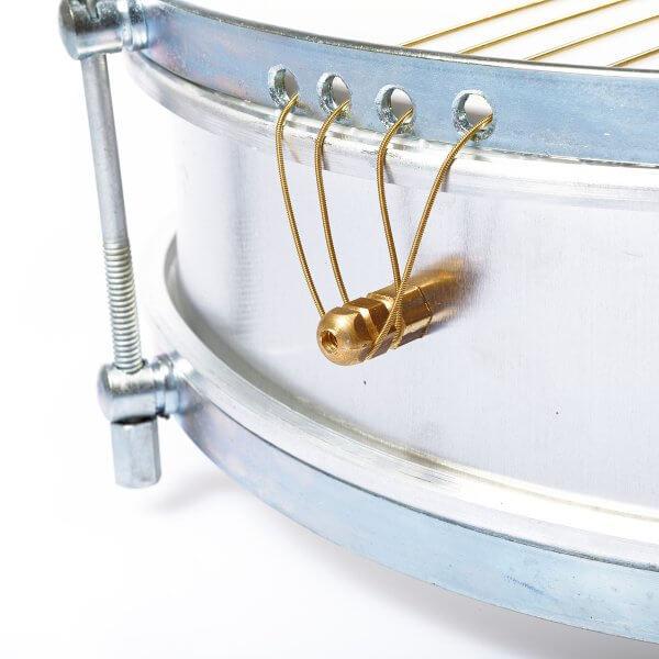Tarol 12'' x 10 cm - Aluminium Artcelsior A102202