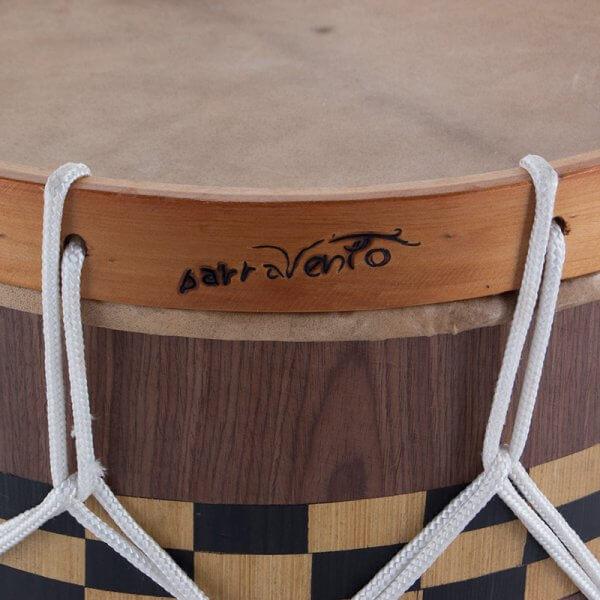 Barravento   Alfaia 40 cm - Xadrez A502716