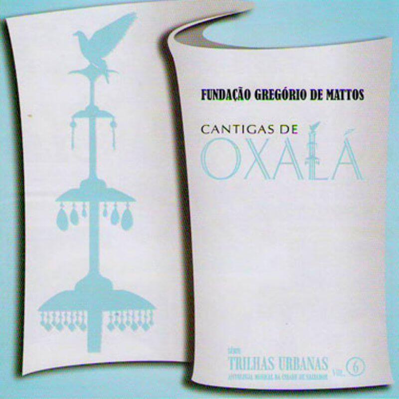 KALANGO   Cantigas de Oxala A807123