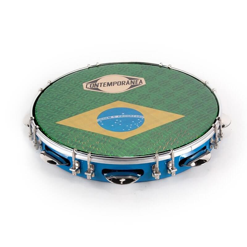 Contemporânea   Pandeiro 11'' Brasil A341605