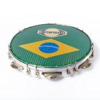 Pandeiro 10'' Brasil