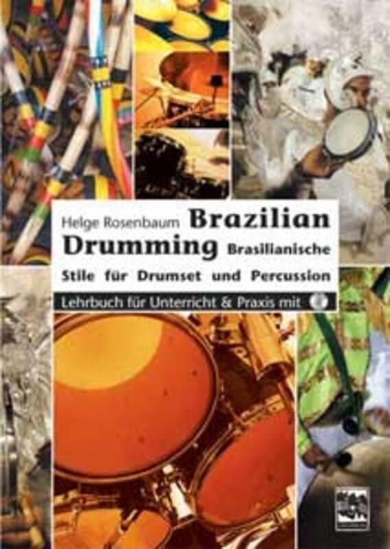 LEU Verlag   Brazilian Drumming - Helge Rosenbaum A871710