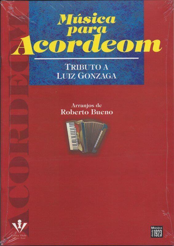 I.Vitale   Musica Para Acordeom - Tributo a L.Gonzaga A871416