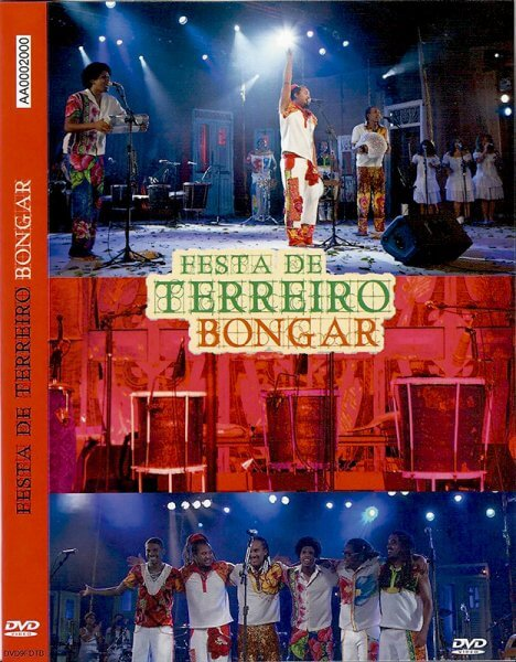 KALANGO   Bongar Festa de Terreiro A807815