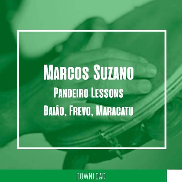 Marcos Suzano - Baiao, Frevo, Maracatu KALANGO A5273DE