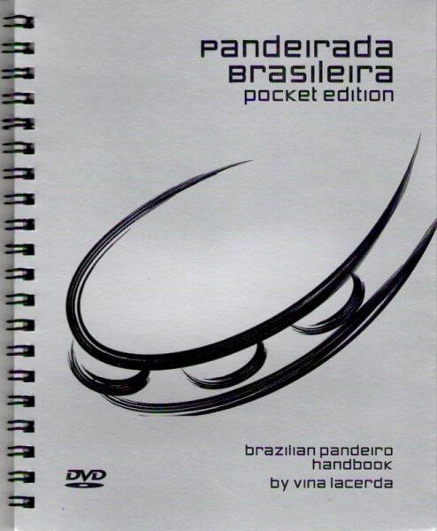 Pandeirada Brasileira - Pocket Edition mit DVD Vina Lacerda A872010