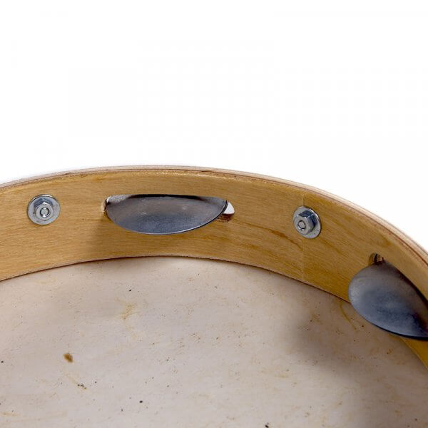 Gope   Pandeiro 10'' - Naturfell A371104