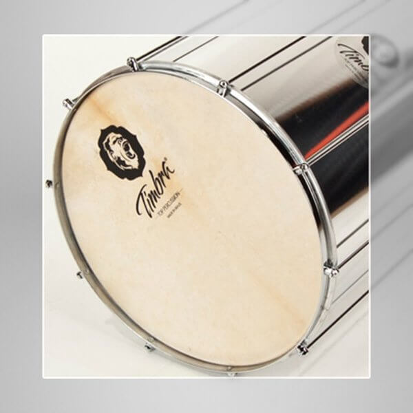 Spannring Surdo 20'' Spannstabseite für 10 Stäbe, Chrom Timbra A339120