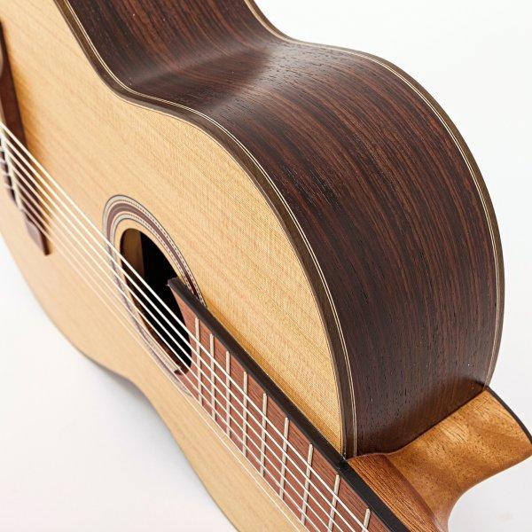 Guitarre à sept cordes - Indian Rosewood, acoustique APC A170041