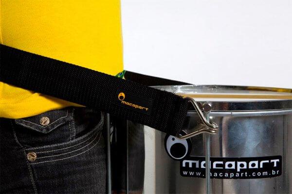 Hüftgurt 2 Haken - atmungsaktives Futter Macapart A125100