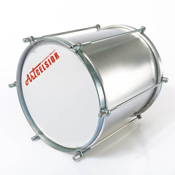 Repinique 10'' x 25 cm - Aluminium Artcelsior A103102