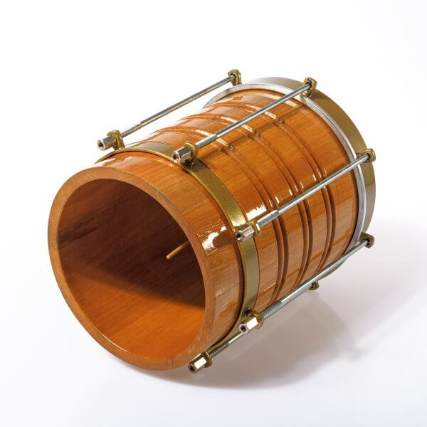 cuica drum which you use to make a squeekying sound