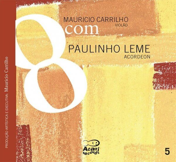 Mauricio Carrilho com Paulinho Leme KALANGO A872103