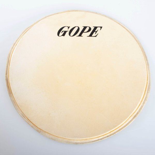 Pandeiro 10'' piel para flatrim Gope A378410