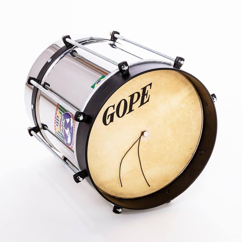 Gope   Cuica 8'' x 25 cm - Inox A371728