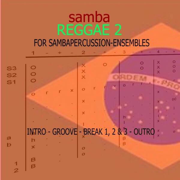 Samba Groove Samba Reggae Vol.3 SambaGroove A810003