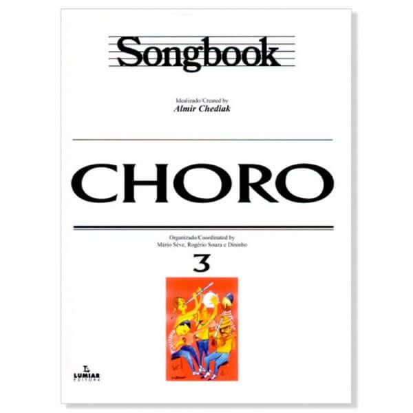 Songbook Choro, Vol 3 I.Vitale A871818