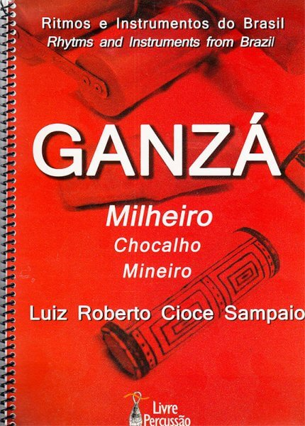 Ganza - Milheiro,Chocalho, Mineiro Bernuncia A870101
