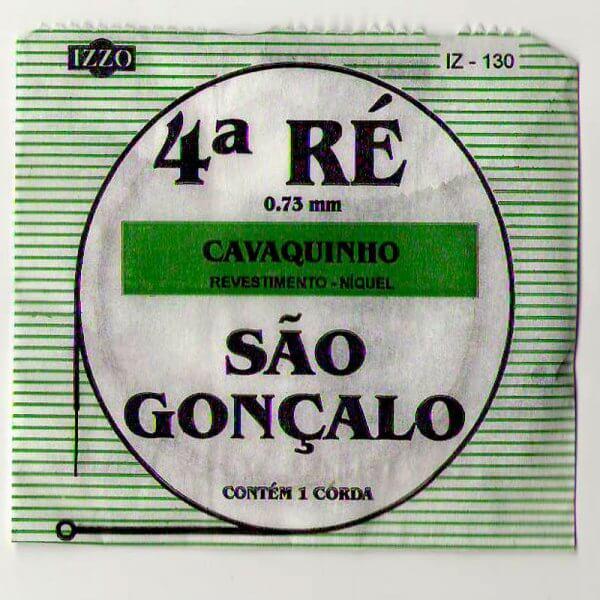 4. D Saite Cavaquinho 0,73 mm Izzo A324013