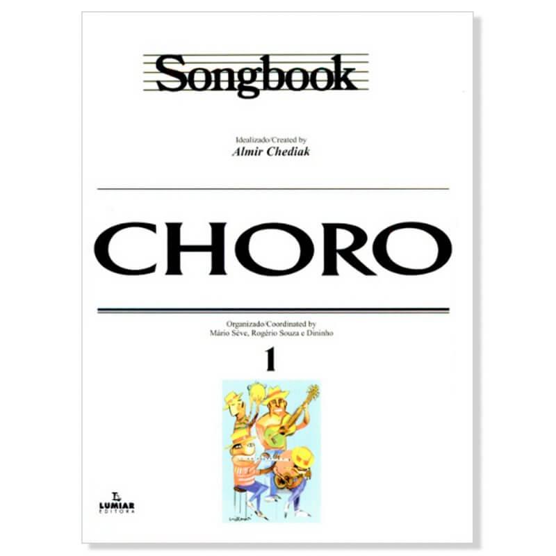 I.Vitale   Songbook Choro, Vol 1 A871816