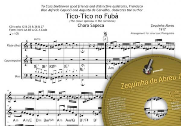 Zequinha de Abreu 2nd Edition ChoroMusic A871836