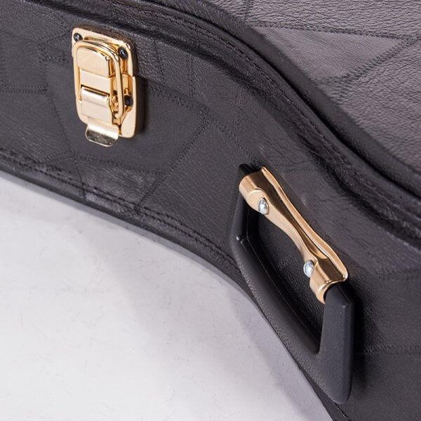 Rozini   Siebensaitige Konzertgitarre mit Koffer A316122