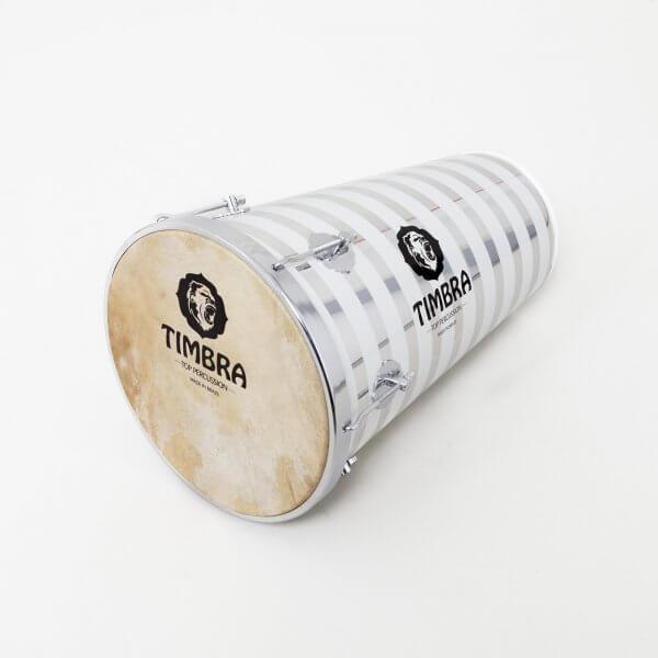 """Tan Tan 12"""" x 50cm - Alu, weiss/silber gestreift Timbra A332614"""